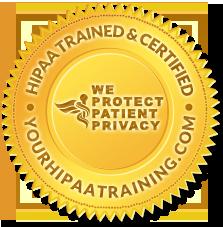 YourHIPAATraining.com Compliance Seal